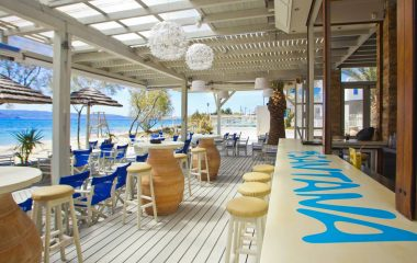 Santana Beach Bar Mykonos